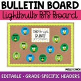 One Bright Class {Editable Back to School Display}