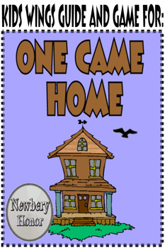 One Came Home by Amy Timberlake, A Newbery Honor Book