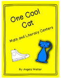 One Cool Cat - Math and Literacy Centers (Goes great with Pete the Cat)