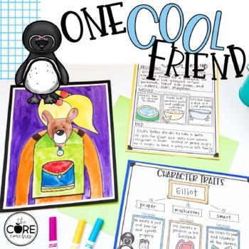 One Cool Friend Read-Aloud Activity