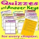 One Crazy Summer Bundle-- Pre-Reading, Quizzes, Vocabulary