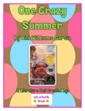 One Crazy Summer Literature Unit