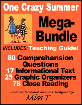 One Crazy Summer - MEGA BUNDLE