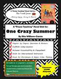One Crazy Summer Novel Unit for all 33 Chapters (inc. answers)