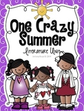 One Crazy Summer by Rita Williams-Garcia lit study