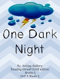 One Dark Night Reading Street 5.2 Activities