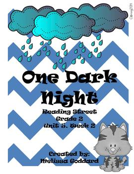 One Dark Night : Reading Street : Grade 2