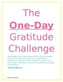 One-Day Gratitude Challenge