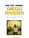 One Day Lesson - Diego Rivera