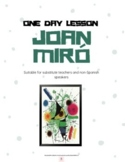 One Day Lesson - Joan Miró
