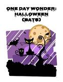 One Day Wonder: Halloween (Bats)