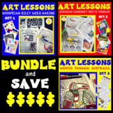 Art Lessons Combining Artists and Cultures - One Day Wonde
