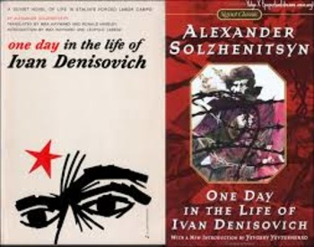 One Day in the Life of Ivan Denisovich by Alexander Solzhenitsyn - Book Report