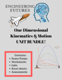 One Dimensional Kinematics & Motion UNIT #Physics #Physica