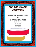 One Dog Canoe Activities - Bundle