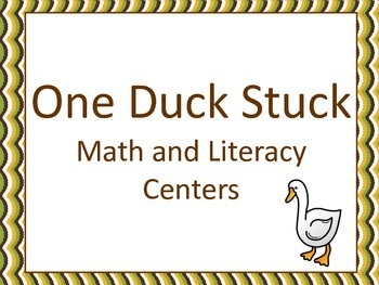 One Duck Stuck Centers