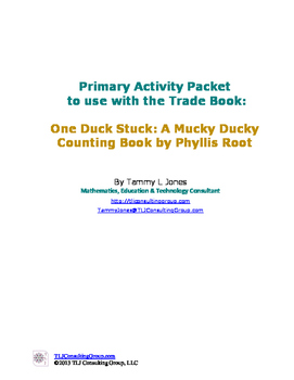 One Duck Stuck Primary Activity Packet Edit this resource