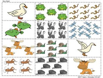 One Duck Stuck-A Speech and Language Companion