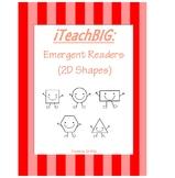 One Emergent Reader  (2D Shapes)