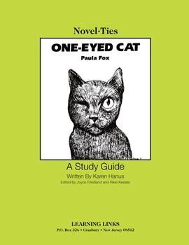 One-Eyed Cat - Novel-Ties Study Guide