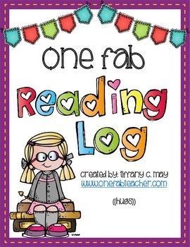 One Fab Reading Log
