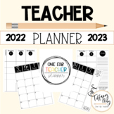 One Fab Teacher Planner Editable 2020-2021