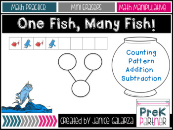 One Fish, Two Fish Math Practice