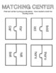 One Fish Two Fish Red Fish Blue Fish. Dr. Seuss. Worksheet