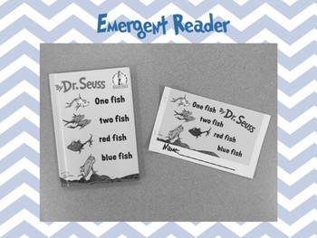 One Fish Two Fish: Three Activities for Early Learners