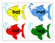 One Fish, Two Fish Word Family Sort