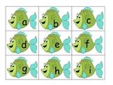 One Fish, Two Fish, Yellow Fish, Green Fish