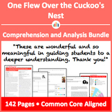 One Flew Over the Cuckoo's Nest – Comprehension and Analysis Bundle