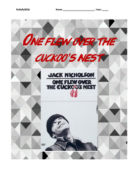 One Flew Over the Cuckoo's Nest Video Guide - Mental Illness/Abnormal Psychology