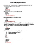 One Flew Over the Cuckoo's Nest Analysis Quizzes- Whole Book