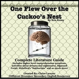 One Flew Over the Cuckoo's Nest Complete Literature Guide