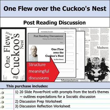 One Flew over the Cuckoo's Nest - Socratic Method - Post Reading Discussions