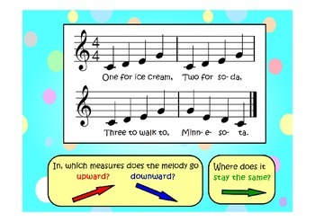 One For Ice Cream: Exploring Rhythm, Melody, Form, and Improvisation