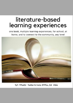 One by Otoshi (Full Unit) Literature-Based Learning Experiences