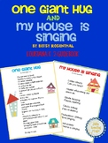 One Giant Hug and My House is Singing Louisiana K-2 Guidebook