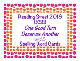 One Good Turn Deserves Another~CCSS Reading Street 2013