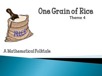 One Grain of Rice - Skilss Power Point