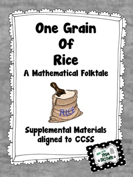 One Grain of Rice - Supplemental Materials