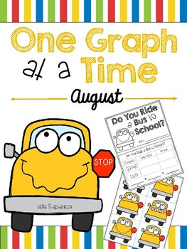 One Graph at a Time - Do You Ride a Bus to School?