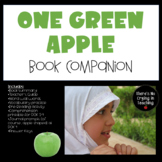 One Green Apple: Book Companion