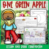 One Green Apple by Eve Bunting Theme Interactive Read Aloud Lesson Plan