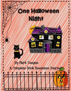 One Halloween Night by Mark Teague-A Complete Companion Journal