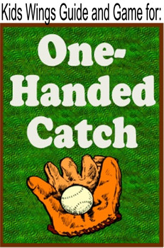 One-Handed Catch by M. J. Auch, A Baseball Story of Courage and Perseverance