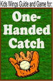 One Handed Catch by M. J. Auch, A Baseball Story of Courage and Perseverance