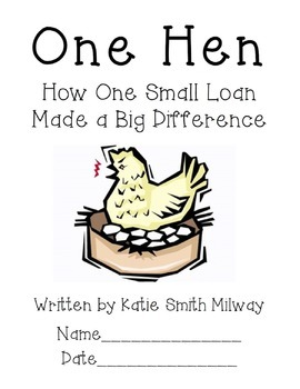 One Hen - Picture Book Study Guide