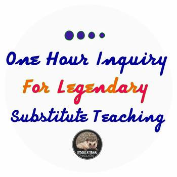 One Hour Inquiry for Legendary Substitute Teaching: The Great Wall of China